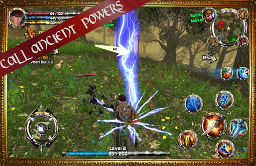 Kingdom Quest Crimson Warden 3D RPG 1.25 screenshots 3