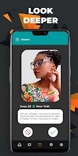 Black Dating - Meet Black Singles Near You screenshot thumbnail