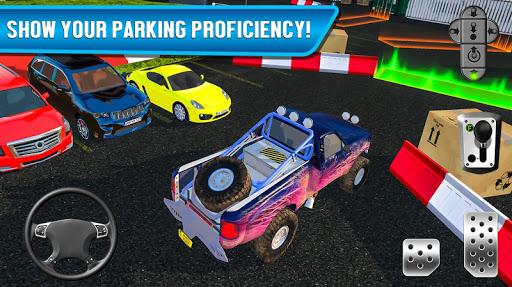 Ferry Port Trucker Parking Simulator apktram screenshots 14