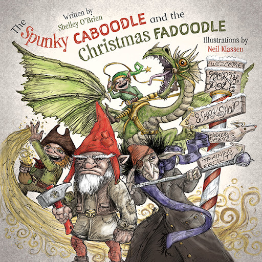The Spunky Caboodle and the Christmas Fadoodle cover