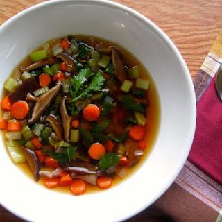 Shiitake Umami Soup
