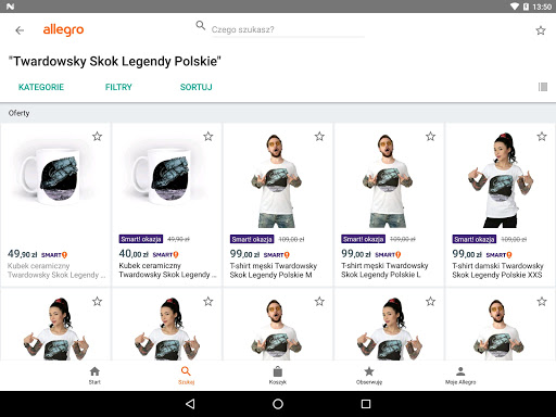 Allegro - convenient and secure online shopping screenshot 8
