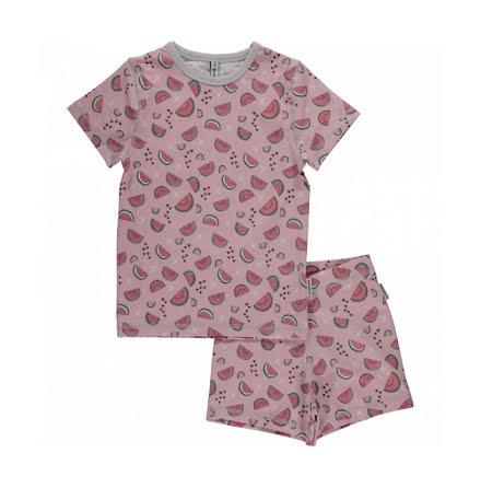 Maxomorra Pyjamas Set SS Watermelon Love