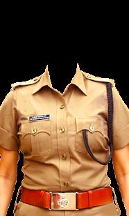 Women Police Dress - náhled