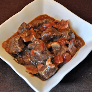 Braised Corsican Beef
