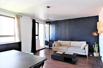 Appartement meublé 2 pièces 42,79 m2