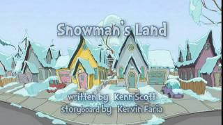 Flower Power / Snowman's Land