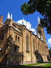 Photo: Krekenavos bazilika (1902) - vienintelė Lietuvoje Romos Didžiosios Marijos bazilikos dukterinė šventovė.
