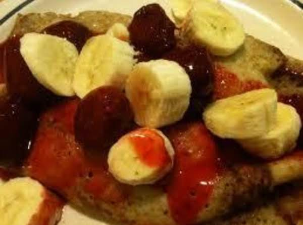 Going Banana's Over Strawberry Crepes! Recipe