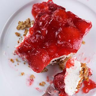 Strawberry Pretzel Dessert Cream Cheese Recipes.