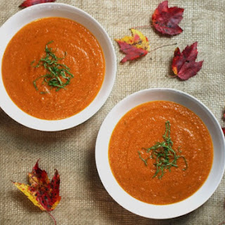 Fire Roasted Tomato and Butternut Squash Bisque Recipe