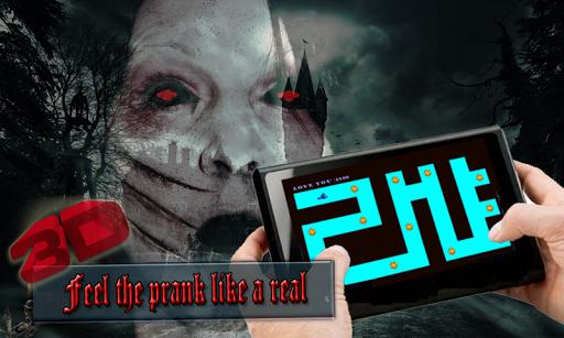 Scary鬼迷宮3D