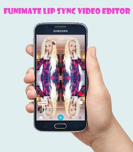 玩免費遊戲APP|下載Funimate Lip Sync Video Editor app不用錢|硬是要APP