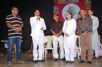 Photo: Shri Kripa Shankar Singh (MLA) (second from left)