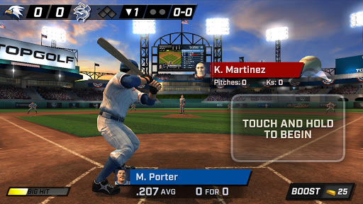 WGT Baseball MLB - screenshot