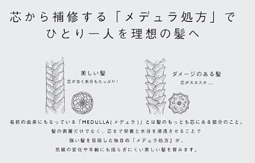 【特別クーポン!!】MEDULLA(メデュラ)シャンプー初回価格¥3278で送料ずっと無料で購入する方法