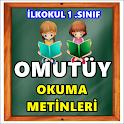 Omutüy Okuma Etkinlikleri - 1.Sınıf İlkokuma icon