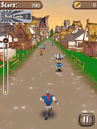 Run Like Hell : run away games