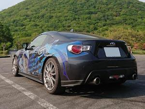 BRZ ZC6 Premium Sport Packageのカスタム事例画像 師匠㌠@成田山デ部さんの2019年06月02日14:43の投稿