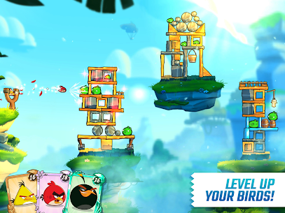 Angry Birds 2 Mod Apk (Unlimited Gems + Coins) 2021 8
