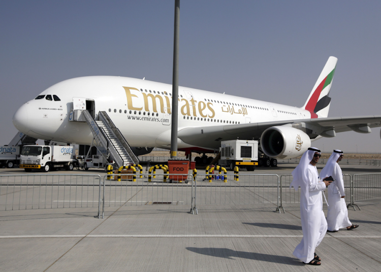 Emirates boss plays hardball with Airbus and Boeing