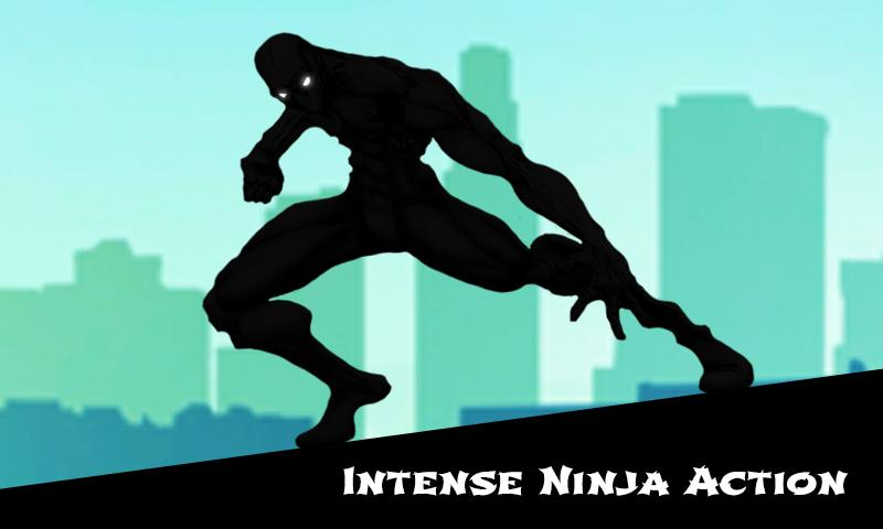 android Shadow Ninja Game Screenshot 0