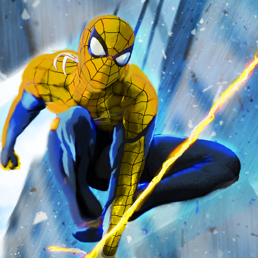 Super Spiderhero: Amazing City Super Hero Fight