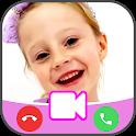 New Fake Call Chat Nastya icon