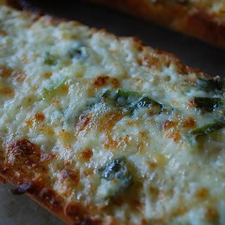 Black Angus Garlic Cheese Bread
