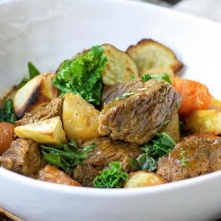 Vietnamese Beef Stew Bò Kho with Vegetables Recipe