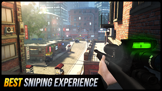 Sniper Honor: Fun Offline 3D Shooting Game 2020 App Download For Android and Iphone Mod Apk 8