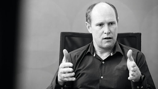 Shane Chorley, head of sales at Frogfoot Networks.