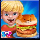 Burger Maker Crazy Chef icon