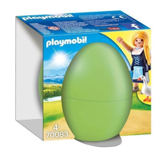 Playmobil Maiden With Geese