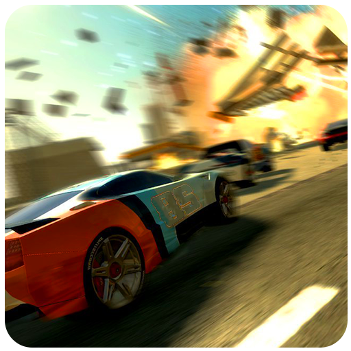 Mad Death Max Cars Highway Race