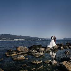 Wedding photographer Natalya Bekman (fotoprima). Photo of 23.10.2018