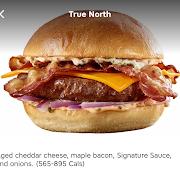 The True North Burger