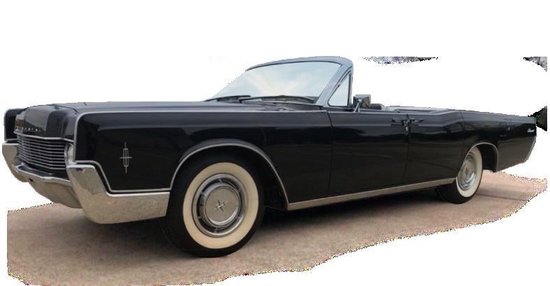 Lincoln Continental Hire Austin