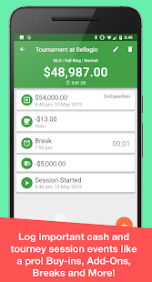 App Bankroll+ Poker Analytics tracker with Charts APK for Windows Phone