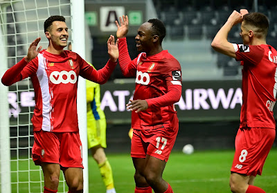 Après sa balade à Eupen, le Standard de Liège se hisse provisoirement à la 7ème place