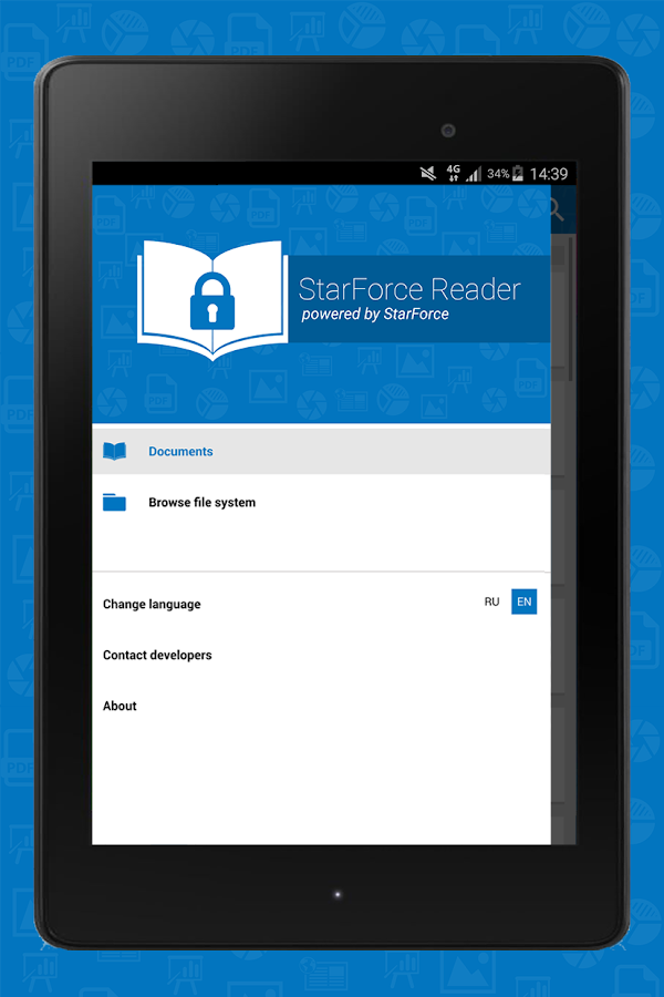 StarForce Reader- screenshot
