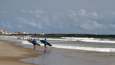 Photo: Cocoa Beach, Florida.