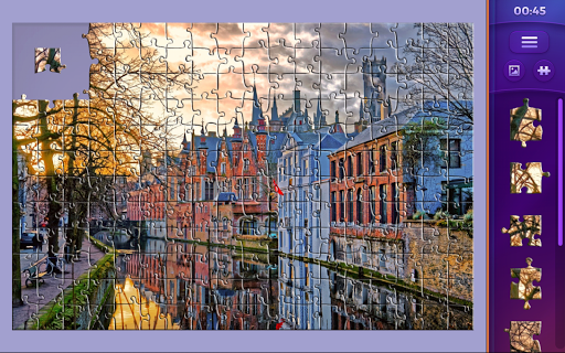 Jigsaw puzzles: Countries 🌎 screenshot 11