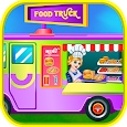 Street Food Kitchen Chef - Cooking Game