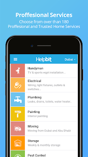 Helpbit- Electronics Repair & Home Services- screenshot thumbnail