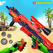 Us Army Robot Counter Terrorist Fps Shooting Game MOD APK 7 (Weak Enemy)