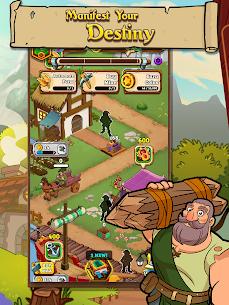 Royal Idle Medieval Quest Mod Apk 1.8 Latest (Unlimited Gems) 7