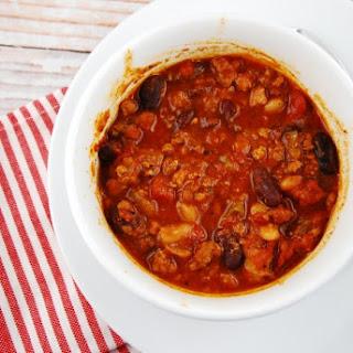 Chipotle Chicken Chili Recipe