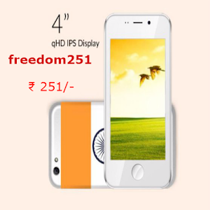 Freedom251 screenshot 3