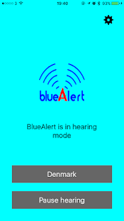 Blue Alert- screenshot thumbnail